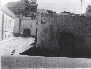 """The """"Garage House"""", circa 1950"""